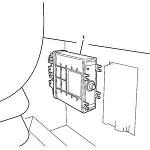 Unit transmission control, JCB