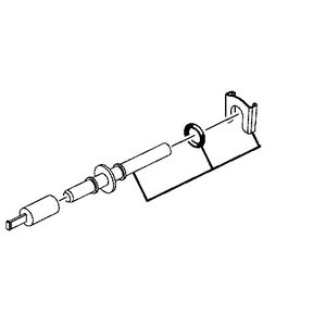 Inlet connector set T4F, JCB