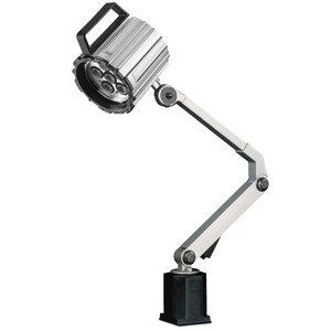 LED įrengimų ir dirbtuvių žibintas MWG 6-600, Optimum