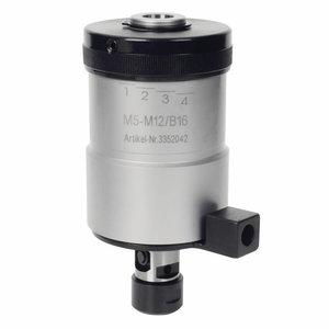 Keermelõikusseade M5-M12/B16, Optimum