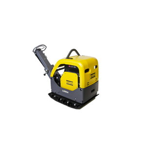Reversible plate compactor LG 504, with electric starter and, Atlas Copco