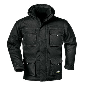 Winterjacket Nassau, black, M, Sir Safety System