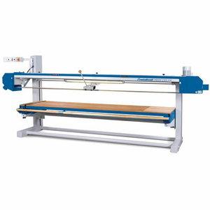 Long belt sander MBSM 2505 ESE, Metallkraft