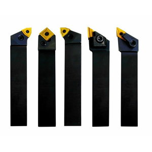 Tekinimo įrankių komplektas  HM 25 mm, 5 vnt, Optimum