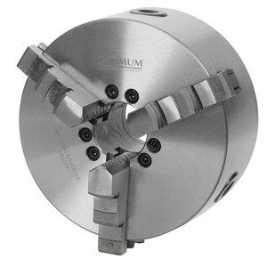3 pakiga padrun ø 160mm Camlock DIN ISO 702-2 No. 4, Optimum