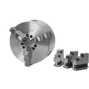 3 pakiga padrun ø 200mm Camlock DIN ISO 702-2 No. 4, Optimum