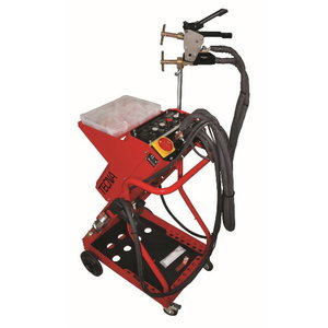 Spot welding unit 3484 8kVa 400V/50Hz, hand-operated gun, Tecna S.p.A.