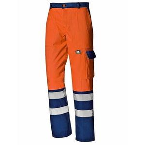 Püksid Mistral, oranž/sinine, 54, Sir Safety System