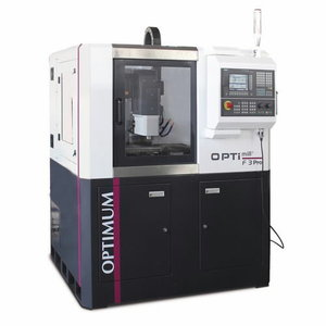 CNC milling machine OPTImill F 3Pro, Optimum