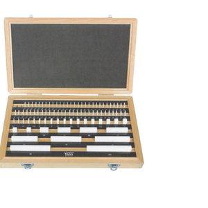 Ceramic Parallel Gauge Block Set DIN EN ISO 3650 class 1, Vögel