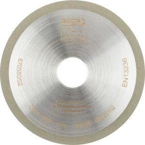 Dimanta disks 100x1x5x20mm D151 PHT C75 1A1R, Pferd