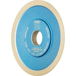 Dimanta slīpdisks 4BT9 100-6-1-20 D126 PHT C75, Pferd
