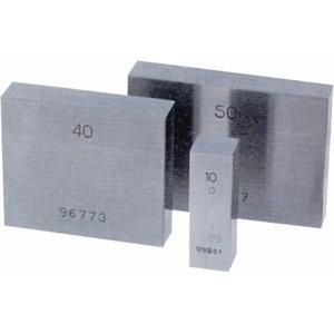 Gauge Block DIN EN ISO 3650 40,000mm, grade 0 hardened, Vögel