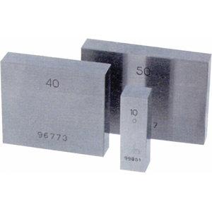 Gauge Block DIN EN ISO 3650 50,000mm, grade 0 hardened, Vögel