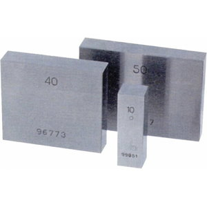 Matavimo blokas 0 klase DIN EN ISO 3650 50 000 mm, Vögel