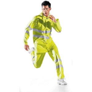 Vihmapüksid Glamour kõrgnähtav CL1, kollane XL, Sir Safety System