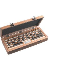 Parallel Gauge Block Set, grade 0, DIN EN ISO 3650, 47pcs, Vögel
