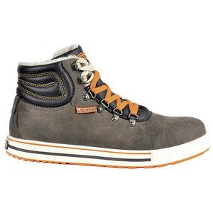 Ziemas darba apavi  Alley S3 SRC CI HRO, brūni, Cofra