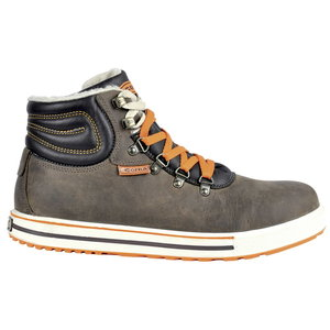 Winter safety boots  Alley S3 SRC CI HRO, brown 45, Cofra