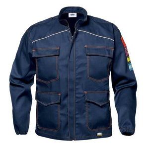 Welders jacket Mutli polytech, navy 60, Sir Safety System