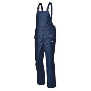 Welders bib-trousers Mutli polytech, navy 48, Sir Safety System