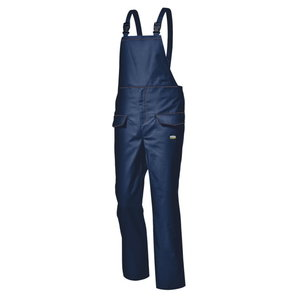 Welders bib-trousers Mutli polytech, navy 56, , Sir Safety System