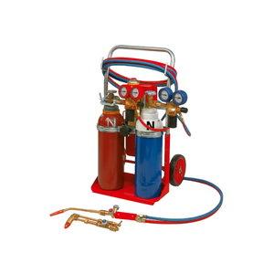Gāzes metināšanas komplekts RE17 Universal AMS 5/5, Rothenberger