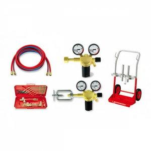 Sistema trijų dujų, virin., pjovim., litav., RE 17 AMS 5+10, Rothenberger