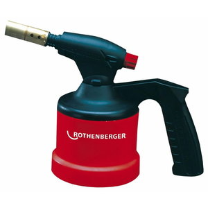 ROFLAME PIEZO Torch w/o C200 Cartridge, Rothenberger