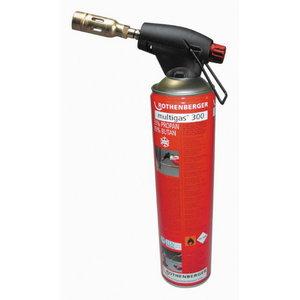 ROFIRE 1800 pamatkomplekts ar Multigas 300 gāzi, Rothenberger