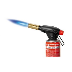Набор газовых горелок ROFIRE-PIEZO 1950 и газ Multigas 300, ROTHENBE