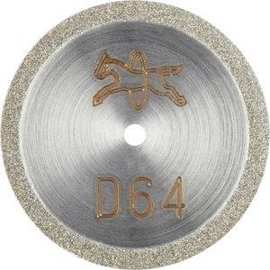 Teemantketas  22x0,5x1,7mm D64 GAD, Pferd