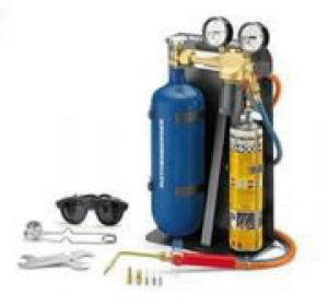 gaaskeevitus ja jootepõleti kmpl ROXY 400L 3100 °C