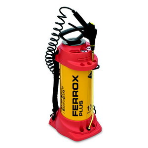 High Pressure spraying device FERROX PLUS 10L, Mesto
