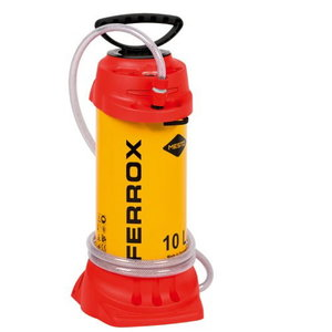 Slėginis vandens indas Ferrox Plus 10L., Mesto