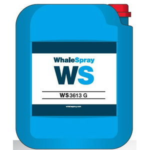 Söövitusvedelik roostevaba terasele WS 3613 G 30kg, Whale Spray