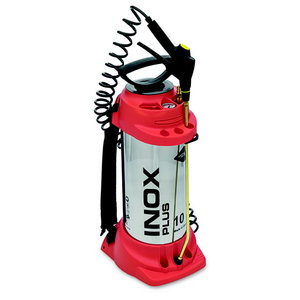 High Pressure spraying device INOX PLUS 10L, Mesto