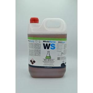 Rasvaeemaldi/puhasti roostevabale teraspinnale WS3616 G 30kg, Whale Spray