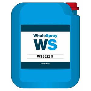 Nerūdijančio plieno restauravimo priemonė WS 3622 G 30kg, Whale Spray