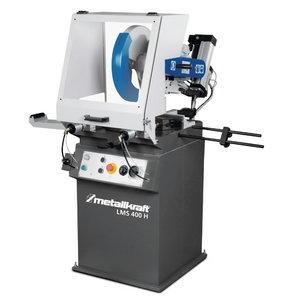 Circular saw, semiautomatic LMS 400 H, Metallkraft