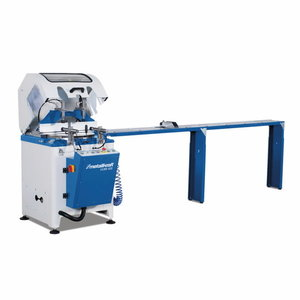 Light alloy crosscutting saw with rising blade ULMS420, Metallkraft