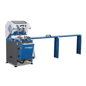 Light alloy crosscutting saw with rising blade ULMS 500, Metallkraft