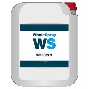 Passiveerimisvedelik roostevabale terasele WS 3633 G 30kg, Whale Spray