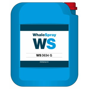 Passivant gel for stainless steel WS 3634 G 30kg, Whale Spray