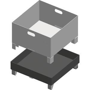 Laastukonteiner, Metallkraft