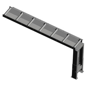 Ritininis stalas 2000x290mm, Metallkraft