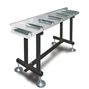 Roller table 3m MRB C, Metallkraft