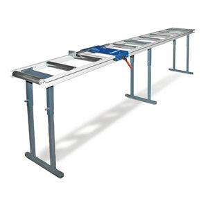 Ritininis stalas su matavimo sistema MRB LC-B 3m, Metallkraft