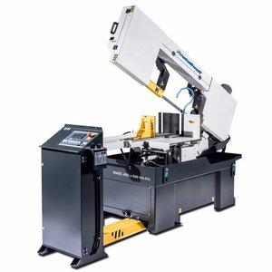 Metalo pjovimo staklės BMBS 460x600 HA-DG, Metallkraft