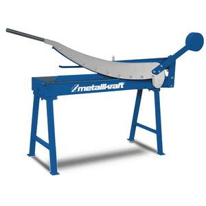 Rankinės giljotininės žirklės BSS 1000, Metallkraft